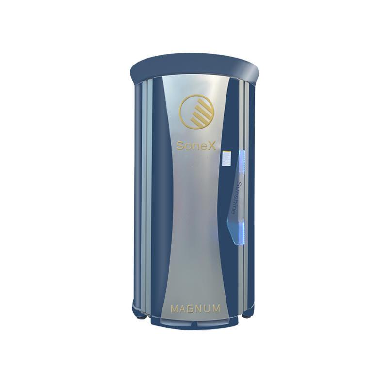 Merican Sonnex Solarium F10 with Cosmedico Tanning Tubes Inside