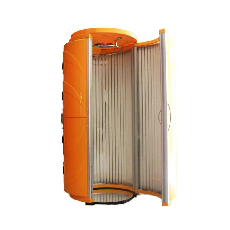 Merican Sunshine Vertical Solarium F8 with 30/36/42/48/54 Cosmedico Tanning Tubes