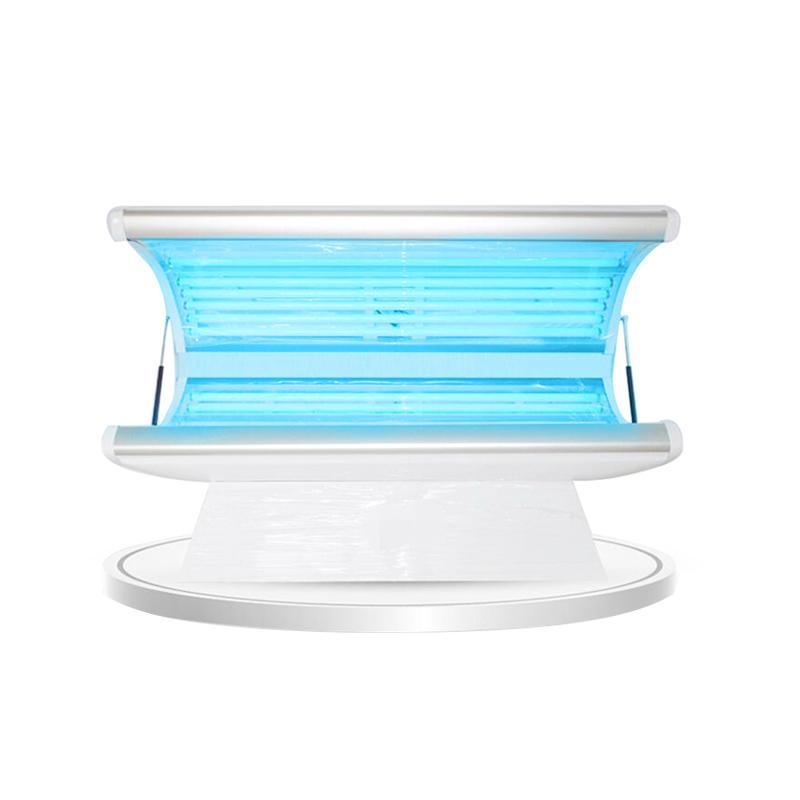 Custom logo Merican Sunshine home sunbed W4 with 24/28 tanning tubes