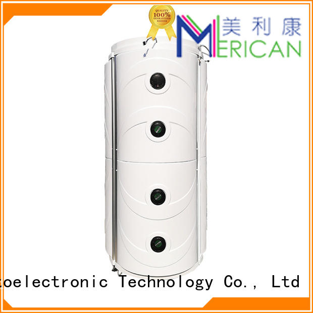 Merican professional high pressure tanning bed the latest beauty technology for girls