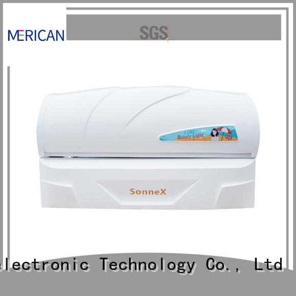 Merican hot sale home tanning bed reasonable price for beauty