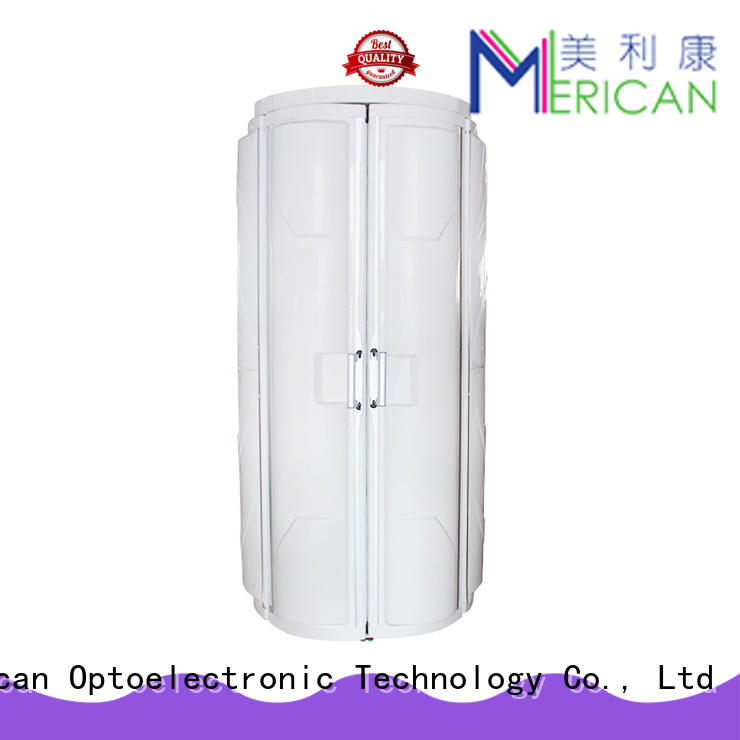 Merican hot sale commercial tanning bed reasonable price for man