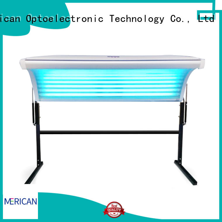 Merican solarium tanning bed reasonable price for women