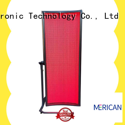 Merican led therapy bed factory for tanning