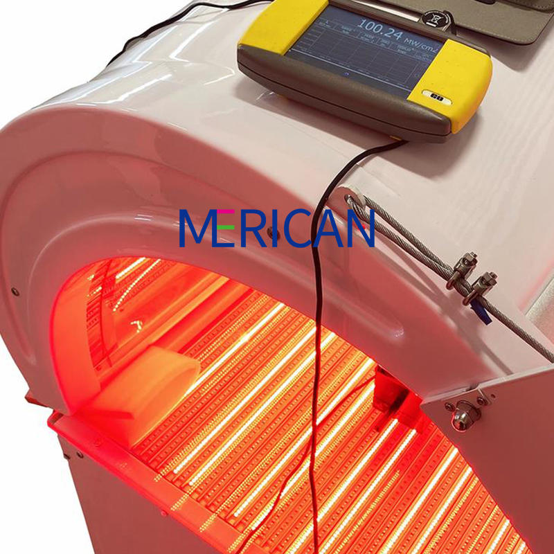 Best Price High energy 360HD Whole Body Commercial LED Phototherapy Machine