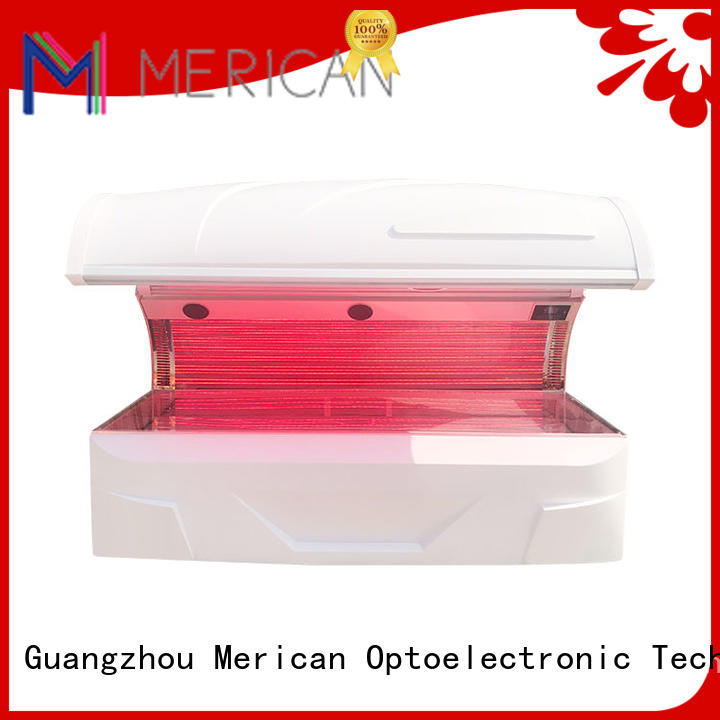 Merican led therapy bed for business for commercial usage