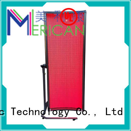 Merican New led therapy bed factory for boys