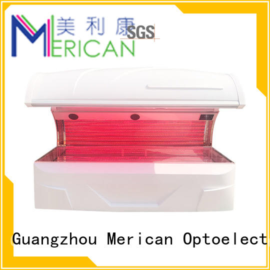 Merican Top led therapy bed for home usage