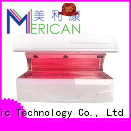 Merican led therapy bed manufacturers for commercial usage