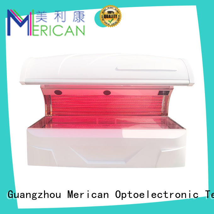 Wholesale led light therapy bed for sale for business for home usage