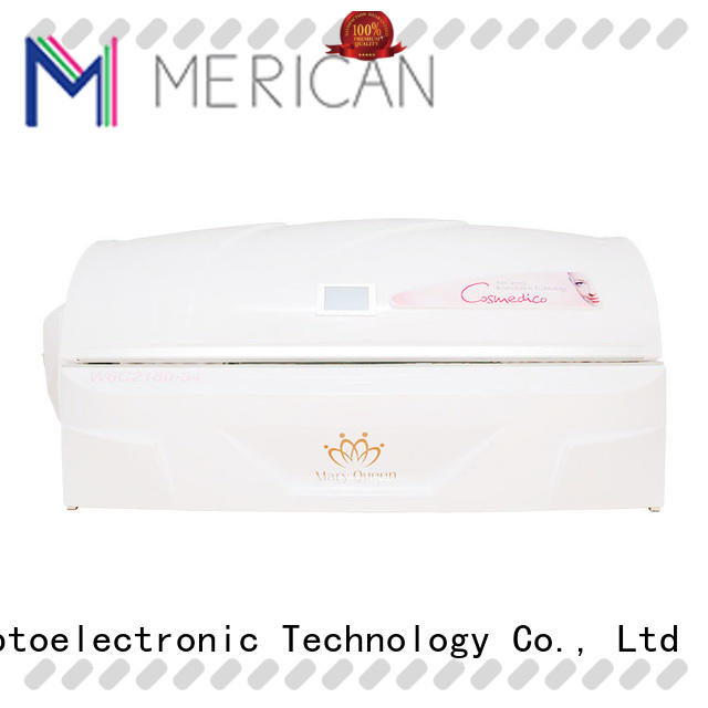 Merican collagen machine for commercial usage