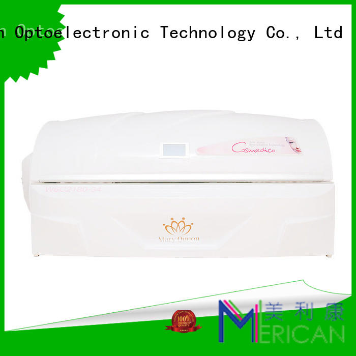 Merican red light collagen bed for commercial usage