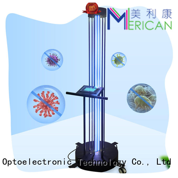 Merican UV Sterilizer coronavirus for public area
